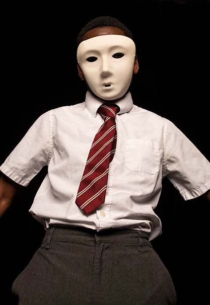 Conisborough College Male Drama Student Lewisham