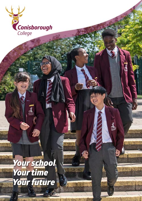 Conisborough College Prospectus 2019