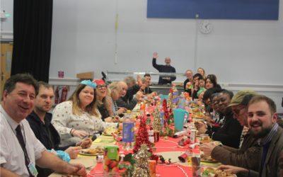 St Luke's Christmas Dinner