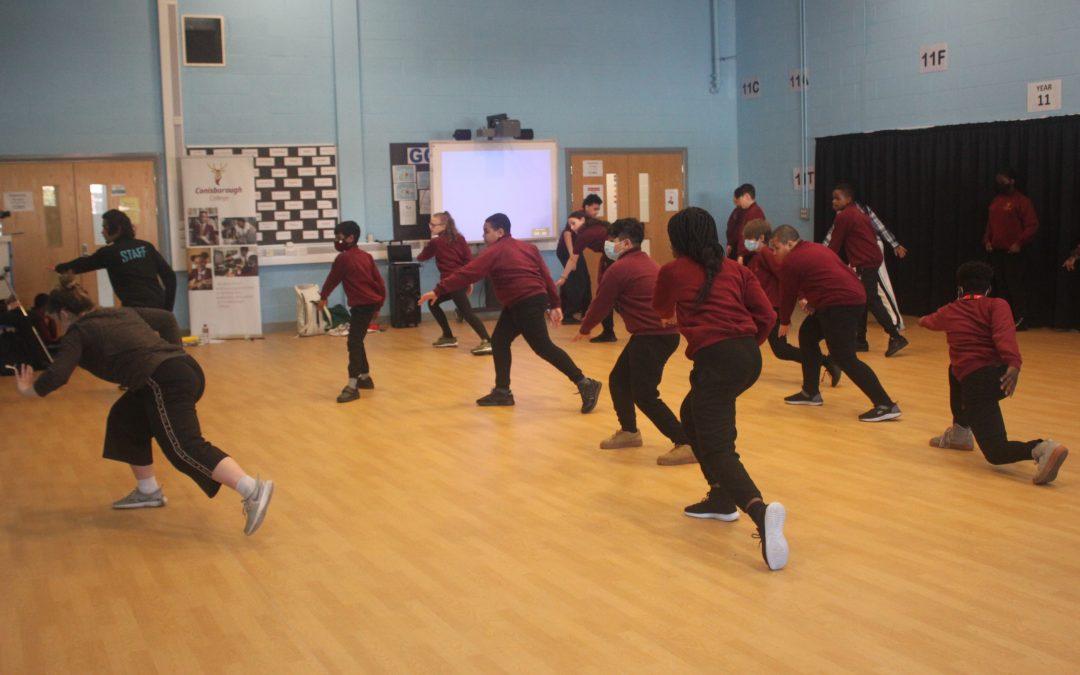 Music & Dance with Trinity Laban
