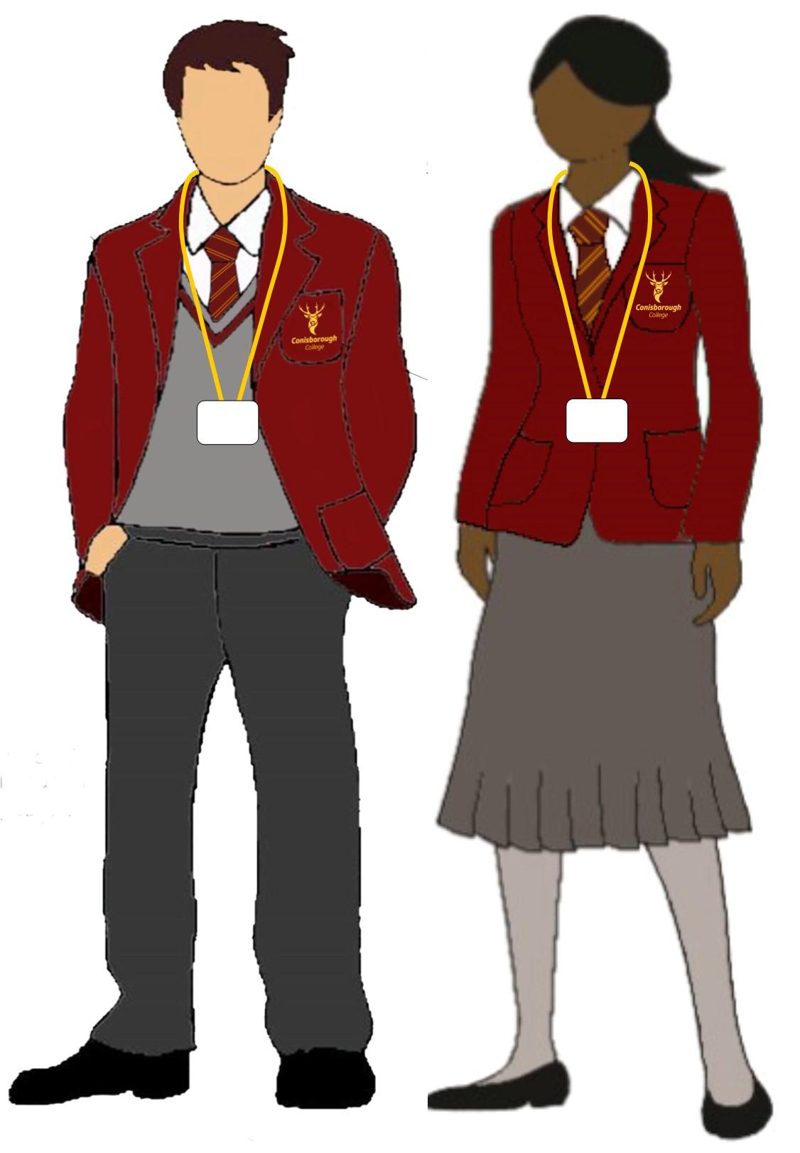 Conisborough College - School Uniform