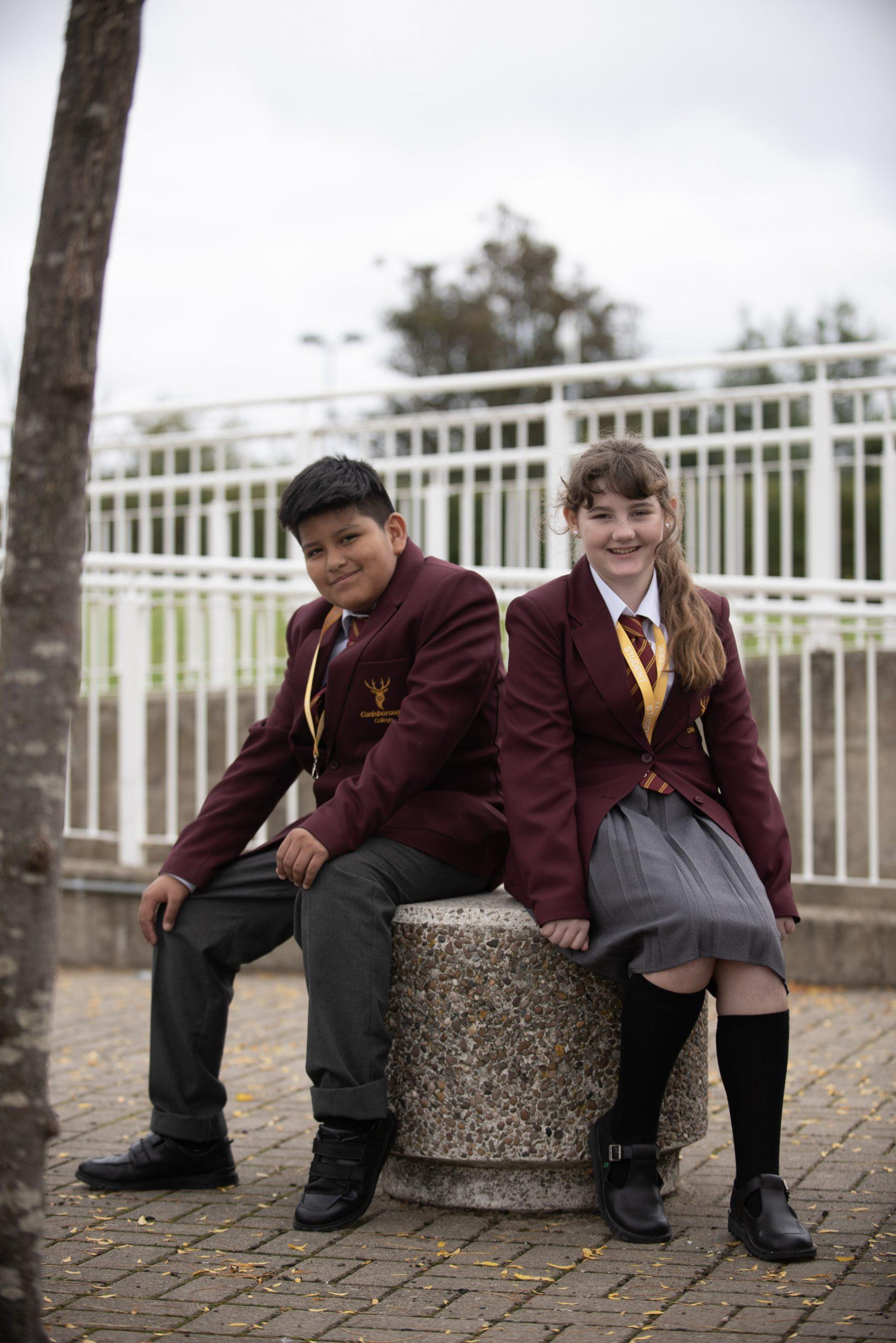 Conisborough College Students
